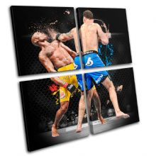 MMA Anderson Silva Sports - 13-2168(00B)-MP01-LO